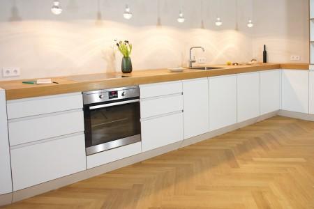 Multiplex Arbeitsplatte Küche | Kuche Grosch Karsten Harazim