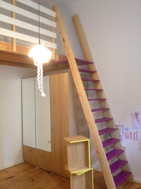 Kinderzimmer remodelling karsten harazim - Podest im kinderzimmer ...